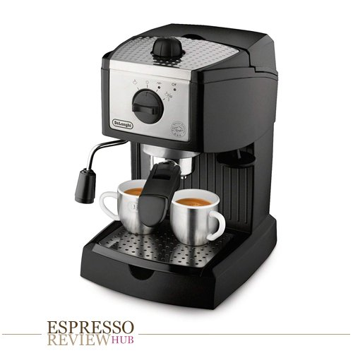 De'Longhi EC155 15 BAR Pump Espresso Machine