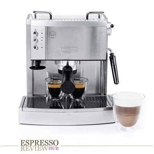 DeLonghi EC702 15-Bar-Pump Espresso Maker